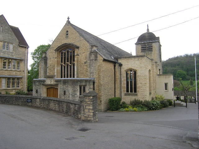 Monkton Combe (Somerset) School Chapel