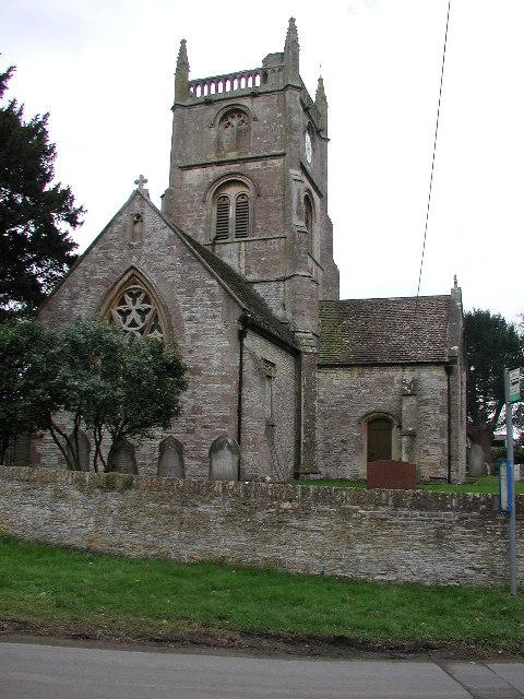 Queen Charlton (Somerset) St Margaret's Church