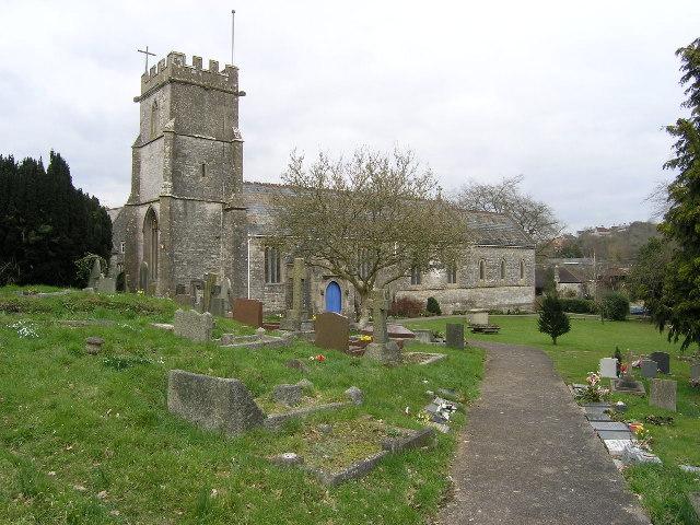 Radstock (Somerset) St Nicholas Church
