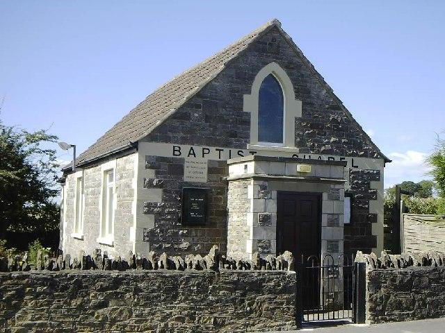 Codrington (Glos) Baptist Chapel