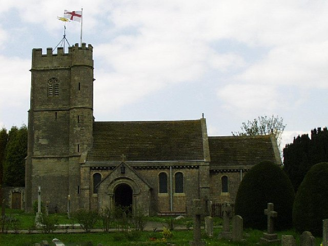 Compton Greenfield (Glos) All Saints Church