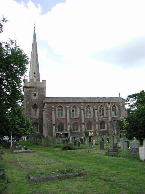 Frenchay (Glos) St John the Baptist Church
