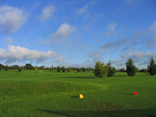Noak Hill Golf Course, Essex