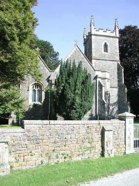 Little Sodbury (Glos) St Adeline's Church