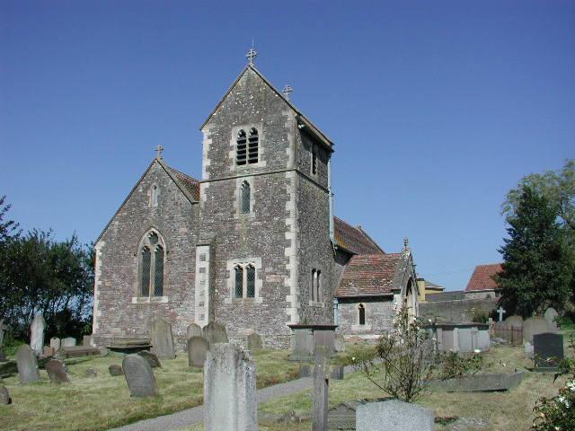 Littleton-on-Severn (Glos) Church