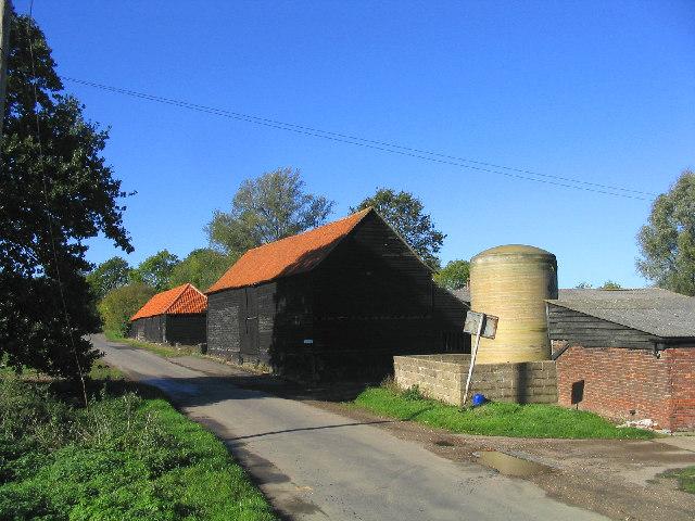 Bacons Farm near Heybridge, Essex