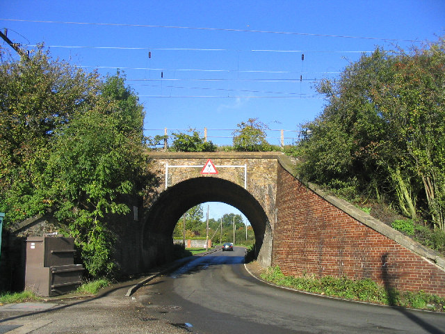 Railway Bridge, Margaretting, Essex