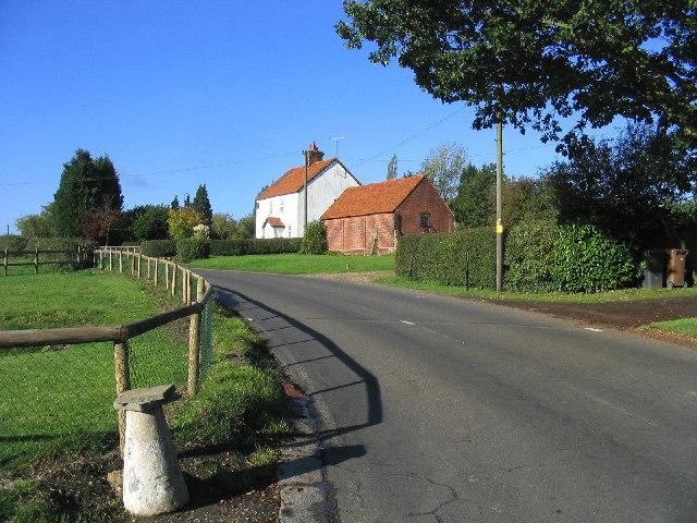 Durrant's Farm near Margaretting, Essex