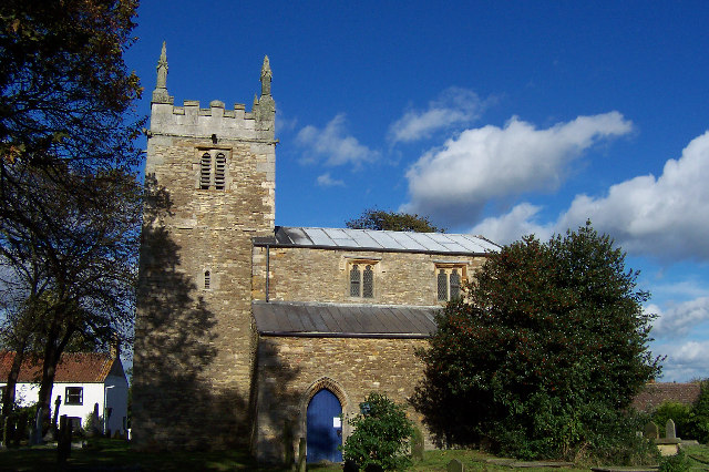 The Church - Normanby-by-Spital