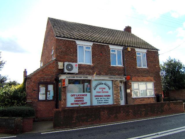 Glentham Post Office