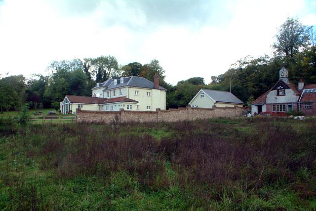 The Manor, New Barn Lane, TN16