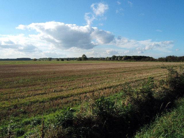 Near Glentham
