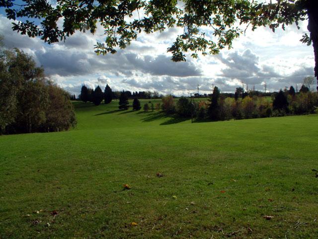 Cherry Lodge golf course, TN16
