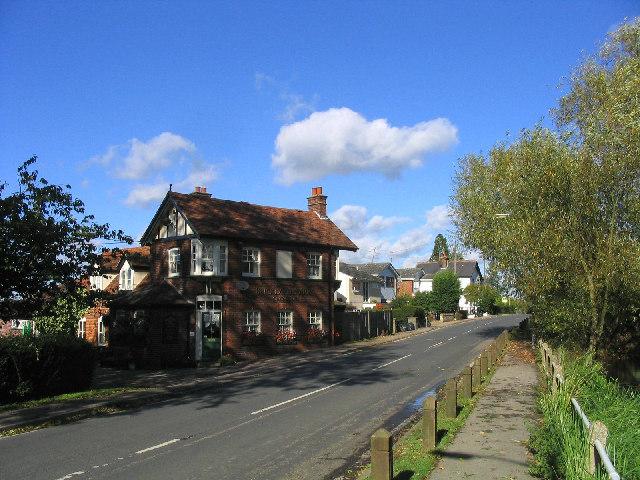Bricklayers Arms, Stondon Massey, Essex