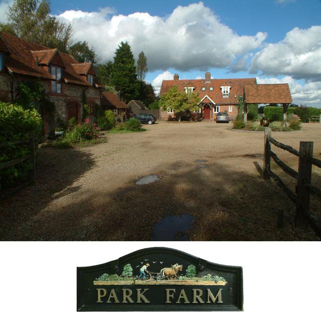 Park Farm, Rag Hill, Tatsfield TN16