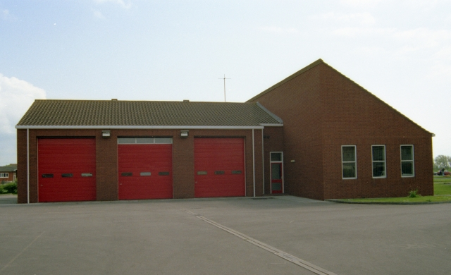 Burnham-on-Sea Fire Station