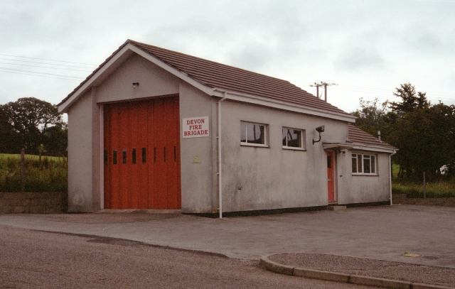 Axminster Fire Station