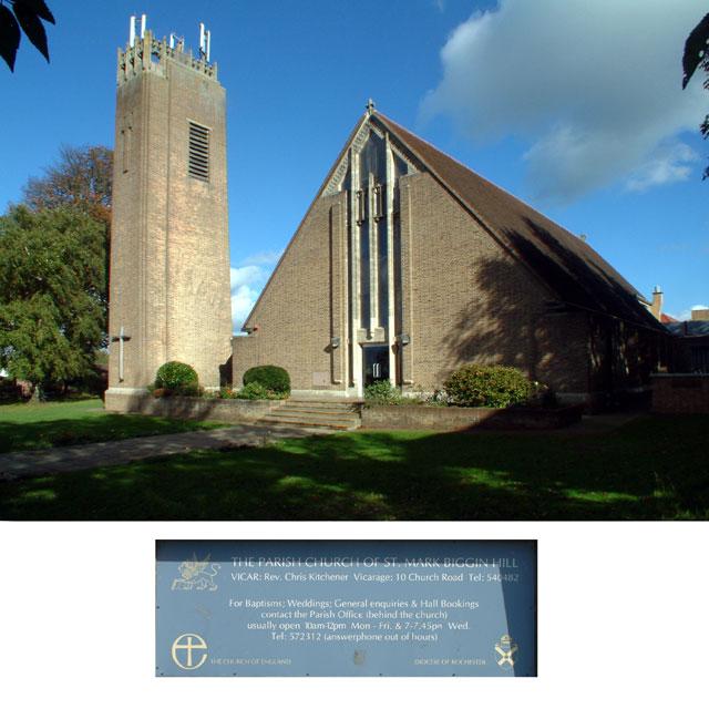 St Mark's, Biggin Hill TN16