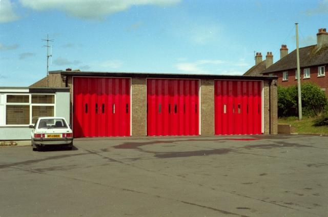 Honiton Fire Station