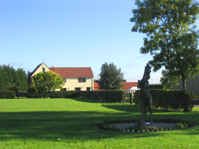 White's Place Farm, Margaretting, Essex