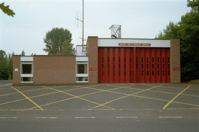 Tiverton Fire Station