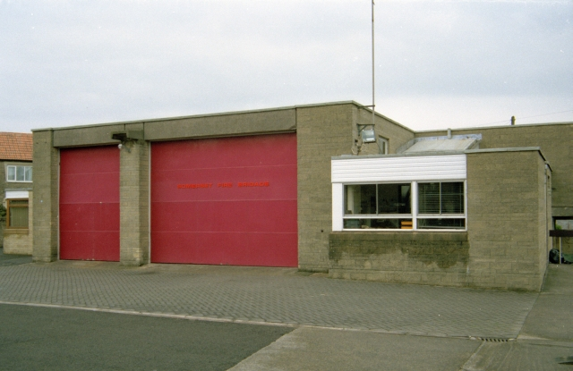 Frome Fire Station