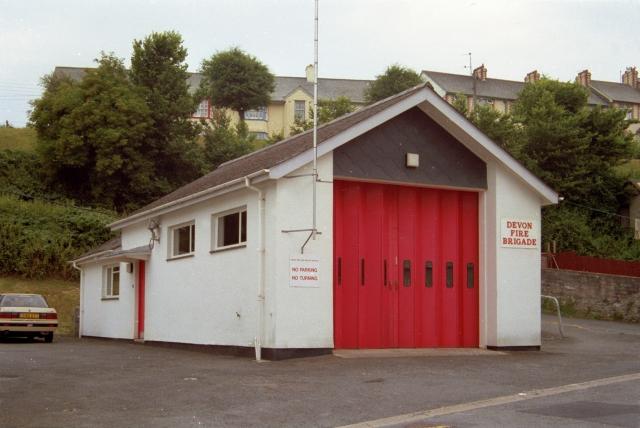 Appledore Fire Station