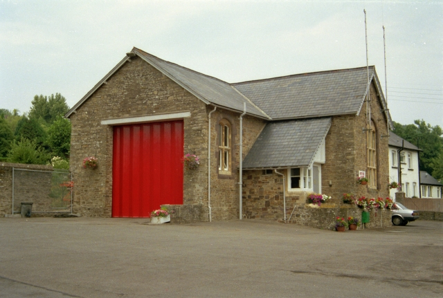 Braunton Fire Station