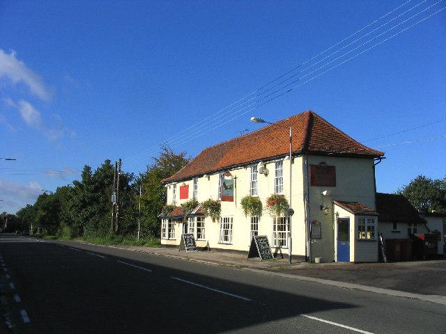 The Spread Eagle Public House, Margaretting, Essex