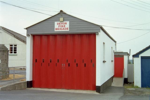 Hartland Fire Station