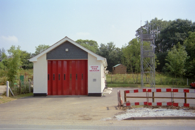 Hatherleigh Fire Station