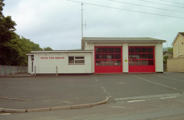 Okehampton Fire Station