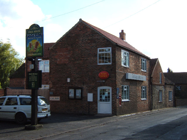 Post Office, Normanby-by-Spital