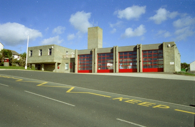 Newquay Fire Station