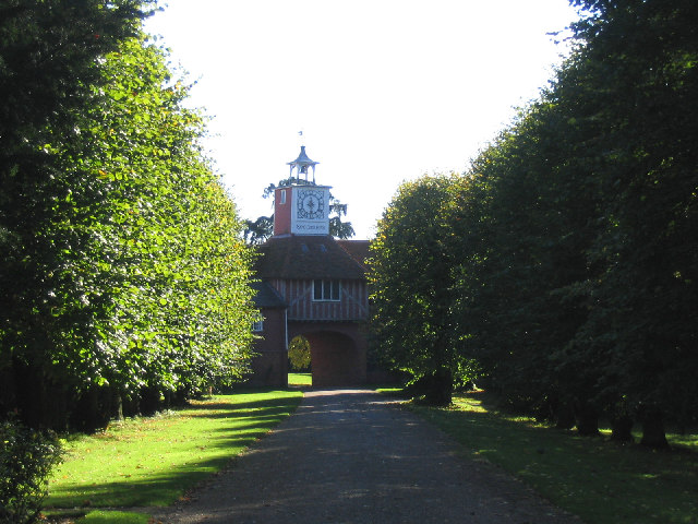 Clock Tower, Ingatestone Hall, Essex