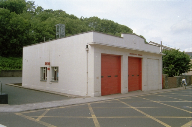 Brixham Fire Station
