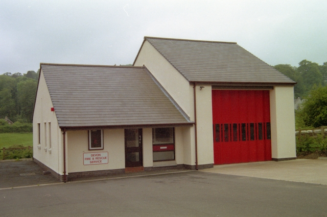 Chagford Fire Station