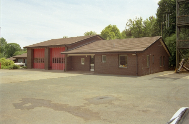 Dartmouth Fire Station