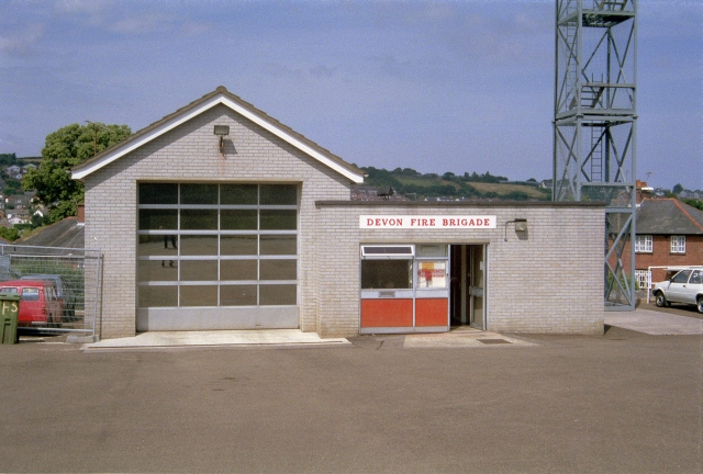 Dawlish Fire Station