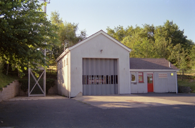 Moretonhampstead Fire Station
