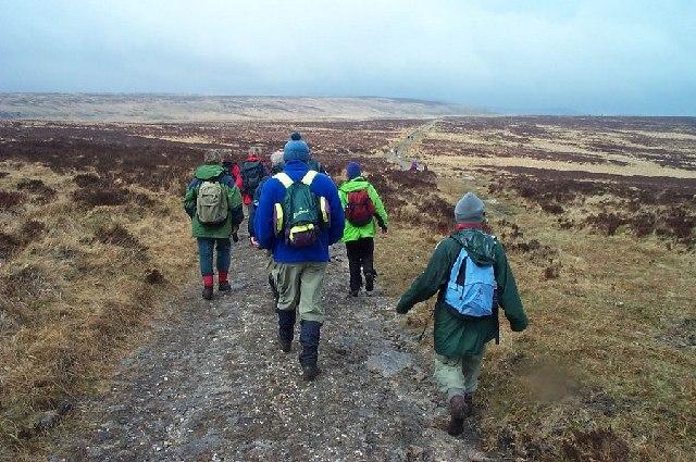 North of Hangingstone - Dartmoor
