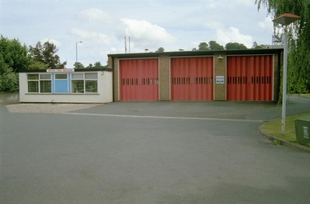 Totnes Fire Station