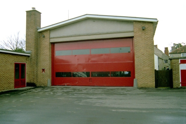 Shepton Mallet Fire Station