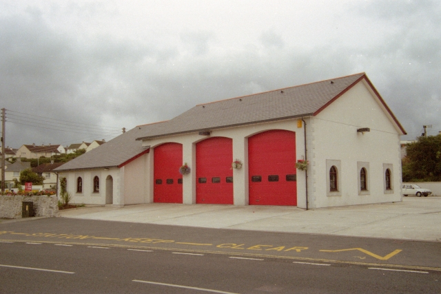 St Ives Fire Station