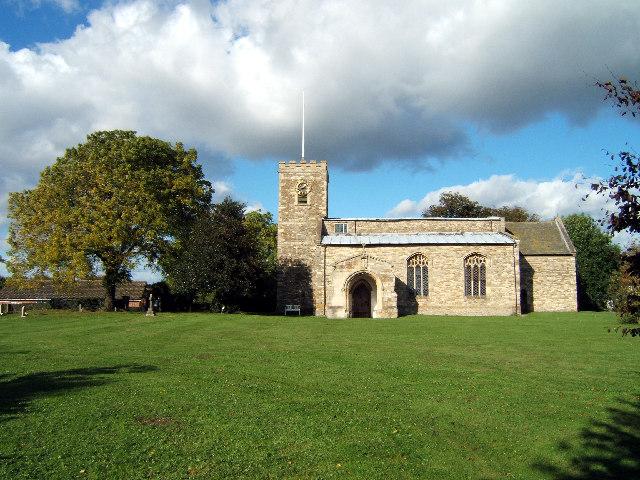 Glentham Church