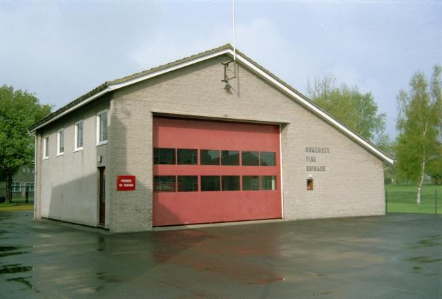 Street Fire Station