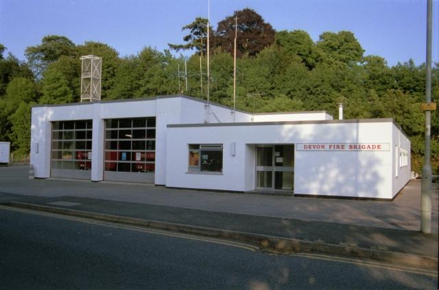 Tavistock Fire Station