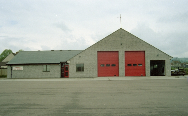 Wells Fire Station