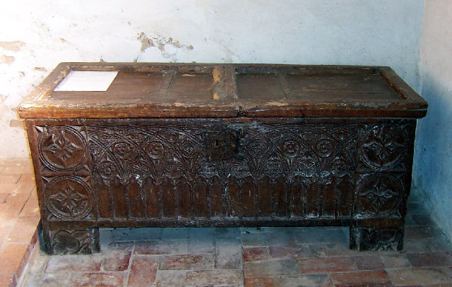Glentham Church -C14 Chest