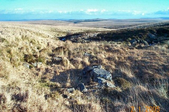 Walla brook - Dartmoor